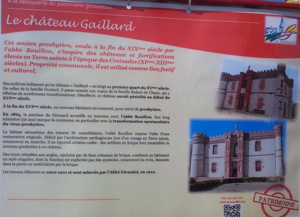 affiche chateau