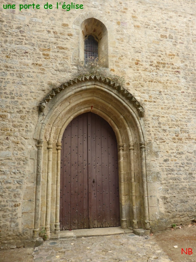 eglise porte