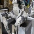 femme sculptee