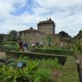 jardin et donjon