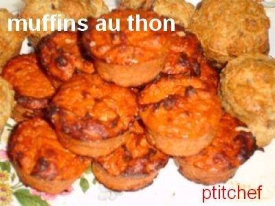 muffins thon