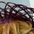 cannage violet