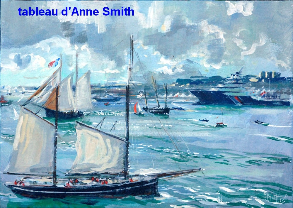 anne smith tableau