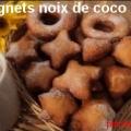 beignets coco