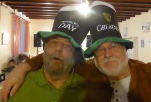 irlandais de moutiers